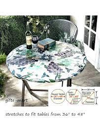 small patio table cover round garden table cover small tile patio table small mosaic garden table