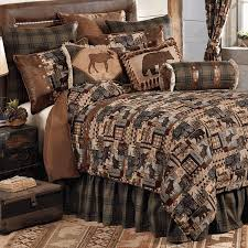 woodland cabin bedding collection