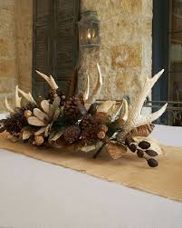 Awesome Rustic Deer Antler Decor Ideas Picture 1