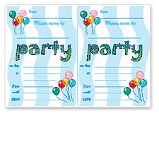part invites kids party invite templates delli beriberi co