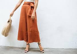 Make Pants Make These Diy Shirred Wide Leg Pants Collective Gen