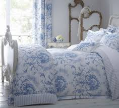 blue toile quilt. Contemporary Blue Bed Covers For Victorian Beds  Exceptional Dorma Blue Toile Bedding Inside Quilt I