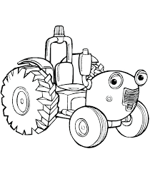 Tractor Trailer Coloring Pages Camper Trailer Coloring Pages Tractor