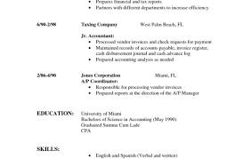 Easy Resume Writing Full Resume Format