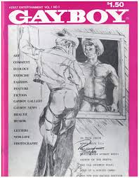 Looking for earliest gay publications