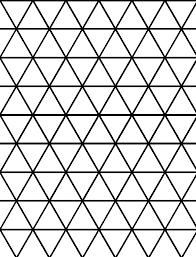 60 Degree Graph Paper Under Fontanacountryinn Com