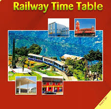 Indian Railway Fare Chart 2018 19 Pdf New Train Time Table 2019 2020 Details Irctc Help