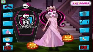frozen mafa princess games draculaura free kids games you