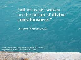Waves Quotes Stunning Swamikriyanandawavesofocean For Joy We Live