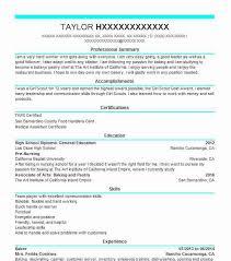 Baker Resume Sample Baker Resumes Livecareer