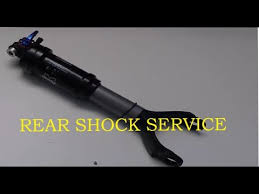 How To Service A Rear Shock Mtb Xfusion 02pro Rl