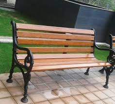 deluxe garden bench 3 seater size feet l 5 ft x w 2