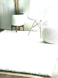 fluffy white fuzzy rug 5x7 area rugs white furry rug