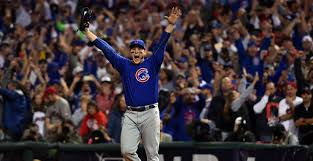 Chicago Cubs Win 2016 World Series River Avenue Blues