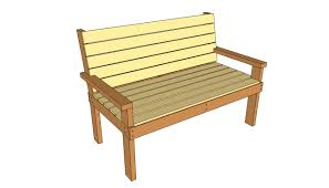 Small Picture parkbenchplans Park Bench Plans Free Outdoor Plans DIY