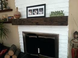 white fireplace mantel shelf desire contemporary wood with regard to 16