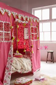 Canopy Bed Design Girls Bed Canopy Simple Style For Room: Girls