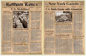 Old Time Newspaper Template Word Old Timey Newspaper Templates Free Google Search Vintage
