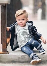 cute hairstyles for baby boy