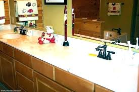 painting cultured marble refinishing re vanity top looks countertops pros and cons