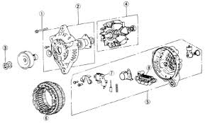 mazda rx alternator schematic diagram