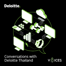 Conversations with Deloitte Thailand