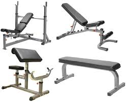 home gym benches