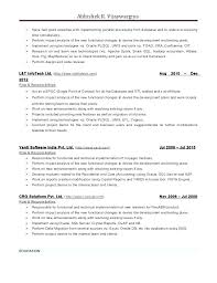 Developer Resume Examples Cool Pl Sql Developer Resume Sample Cover Letter For Pl Developer Resume