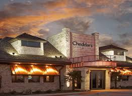 cheddar s scratch kitchen exterior of restaurant