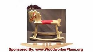 wooden rocking horse plans rocking horse ideas
