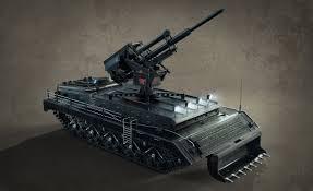 Futuristic Concepts Tanks
