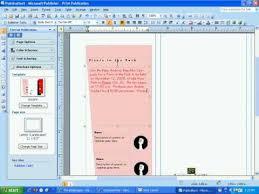 How Do You Make A Brochure On Microsoft Word 2007 How To Make Brochures On Microsoft Word 2007 Fresh Scrub Nursewhat
