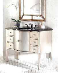 distressed white furniture. Distressed White Bathroom Cabinets Furniture Inspiring Mirrored Vanity With 4 Cabinet Legs Using