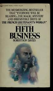 fifth business  edition  open library