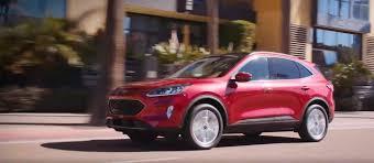 2020 Ford Explorer Color Chart 2020 Ford Escape Suv New Hybrid Models Ford Com