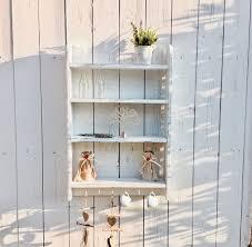 white open shelves shelving wood rack