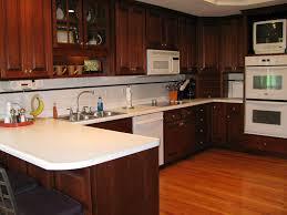 Cherry Kitchen Kitchens Foley Custom Cabinets