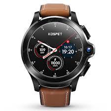 KOSPET Prime Black Smart Watch Phone Sale, Price & Reviews ...