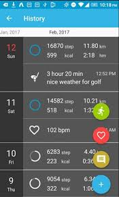 10 Free Pedometer And Step Counter Apps For Android Make