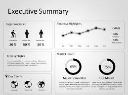 Executive Summary Executive Summary Powerpoint Template 13 Executive Summary