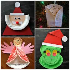 351 Best Kinder Christmas Crafts Images On Pinterest  DIY Button Christmas Arts And Crafts For Preschoolers