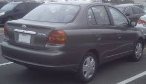 File:2003-2005 Toyota Echo Sedan.JPG - Wikimedia Commons
