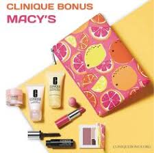 a free 7 pc gift at macy s is starting today yours with any
