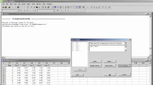 How To Create Spc Chart In Excel Creating Xbar And R Control Charts In Minitab