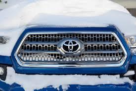 The Toyota Tacoma 4x4 Truck Takes On Snowzilla - Maxim