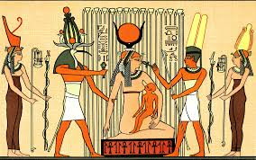 Fichier:Isis suckling Horus.png — Wikipédia