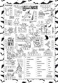 Get halloween math practice, reading practice, and more. Halloween Esl Worksheet By Silvanija