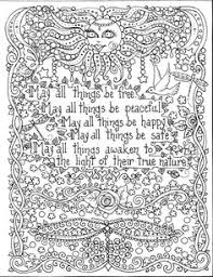 Small Picture Colouring for Adults Anti Stress Colouring Printables