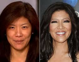 julie chen without makeup