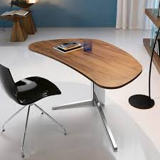 office desk table tops. Desk With Walnut Or Wenghe Wooden Top And Stainless Steel Gift Table  Tops Office Desk Table